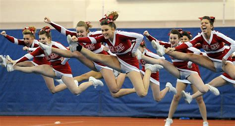 cheerleading finally  long sought respect