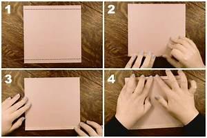 Instructions For Folding A Classic Paper Crane