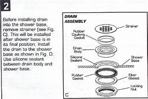 Shower Drain Insall - Page 2