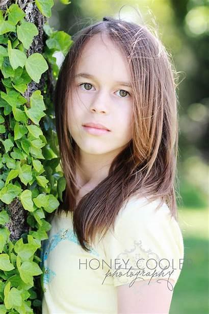 Preteen Tween Children Portraits Russian Teen Pre