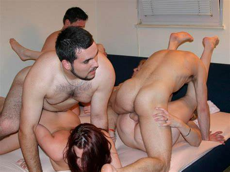 Pliant European Orgy Swingers Chicks