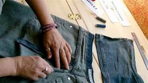 Comment Réparer Un Liner Déchiré : comment r parer son jeans d chir tape 2 3 youtube ~ Maxctalentgroup.com Avis de Voitures
