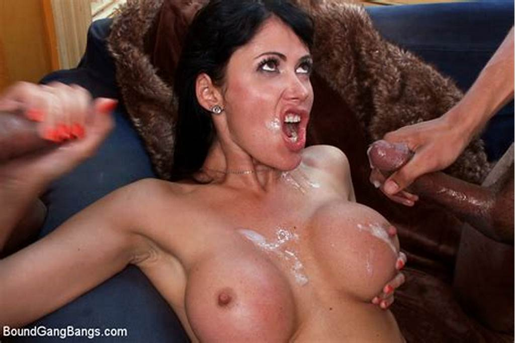 #Huge #Black #Cocks #Attack #A #Horny #Babe