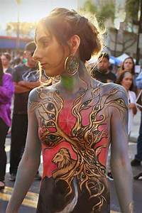 The Artists Of San Francisco Bodypainting Day 2016