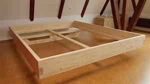 Massivholz Bett Selber Bauen Anleitung : diy massivholz bett selber bauen youtube ~ Watch28wear.com Haus und Dekorationen