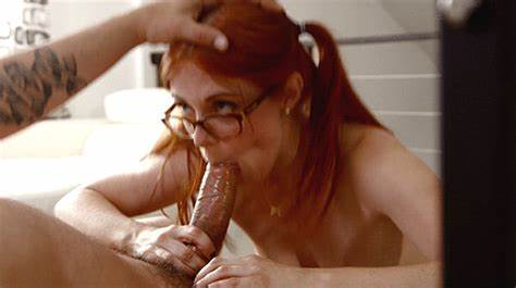 Dude Shoots Bad Deepthroat Redhead For Sex Cam Movies