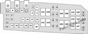 Fuse Box Diagram  U0026gt  Mercury Mariner  2008