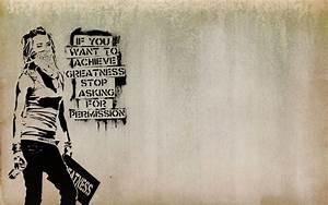 Download Free Banksy Art Wallpaper | PixelsTalk.Net