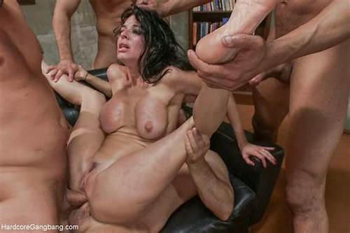 Veronica Avluv Foursome Party #Hardcore #Gangbang #Double #Penetration #Double #Vag #Double