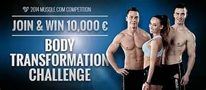 Musqle Com 2014 Body Transformation Challenge