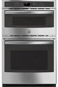Ge Profile 27 U0026quot  Stainless Built-in Combo Oven