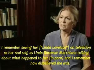 Linda Boreman | Tumblr