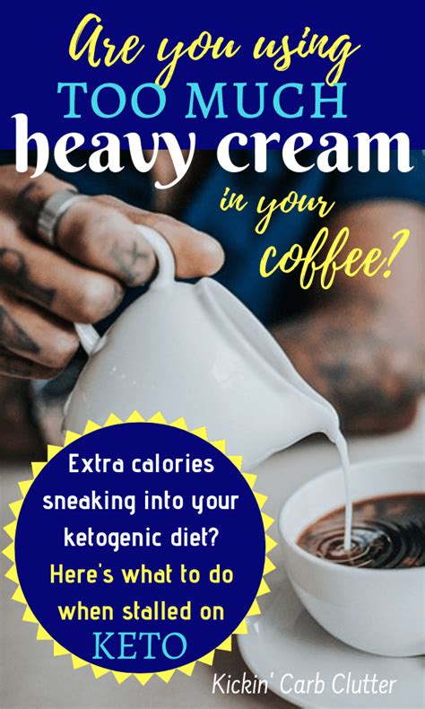 Any isopure flavor) 10 drops liquid stevia ice as preferred (for thickness, optional) 1/8 tsp xanthan gum (for. Are you using too much heavy cream in your coffee? Here's what to do if you've stalled on Keto ...