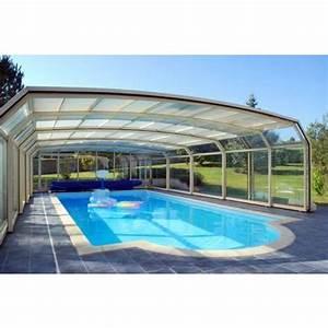piscine couverte quel prix pour votre installation de reve With prix d une piscine couverte