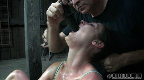 Deepthroat Training Of Silvia