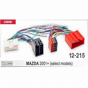 Carav 12 215 Iso Radio Adapter For Mazda 2001   Select