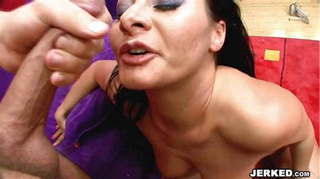 #Sandra #Romain #Gets #Down #And #Pounded #By #Some #Hot #Cocking #In