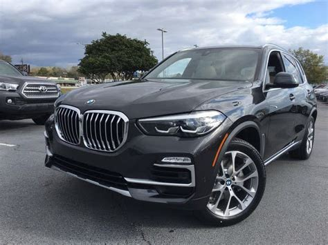 Bmw x5 for sale 2020. Used BMW X5 for Sale in Pensacola, FL - CarGurus
