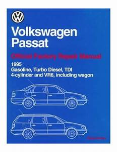 001 Volkswagen Passat Official Factory Repair Manual