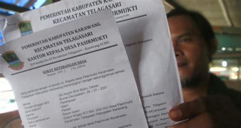 Demikianlah surat izin cuti ini saya ajukan, atas perhatian dan. Surat Izin Menikah di KUA Telagasari Karawang Rp15 Juta   Jabar Publisher