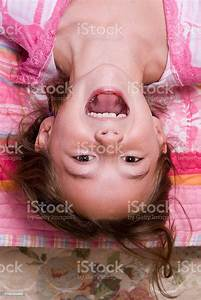 Upside, Down, Girl, Stock, Photo, -, Download, Image, Now
