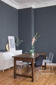 Graue Wand Wohnzimmer : die besten 25 graue w nde ideen auf pinterest graue w nde wohnzimmer graues schlafzimmer und ~ Indierocktalk.com Haus und Dekorationen