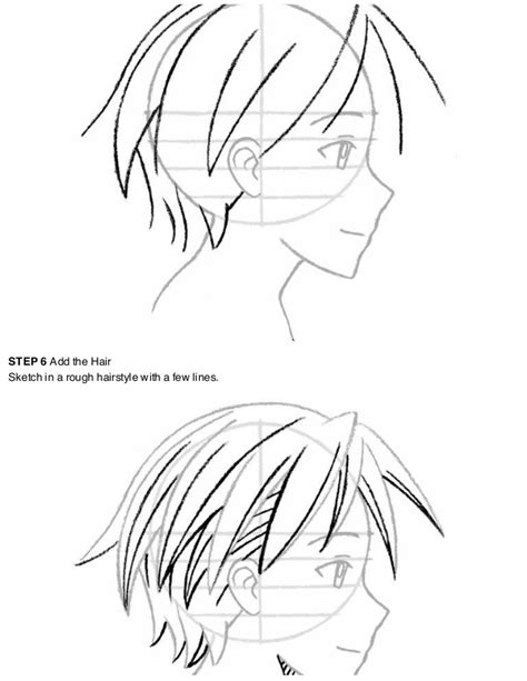 Learn how to draw male anime hairstyles pictures using these outlines or print just for coloring. 30 drawing lessons from the creator of akiko