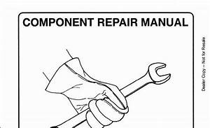 Workshop Repair Manual Firefighter Pumps
