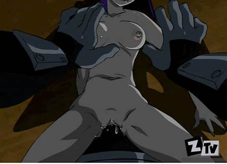 Titans Teen Nude From Raven