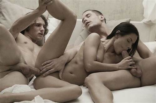 Mmf Of Virgin Young Hotwife #Threesome #Mmf