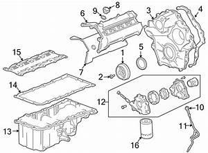 Cadillac Srx Engine Oil Dipstick  4 6 Liter  Motors  General