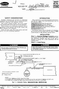 Carrier 30gt Users Manual