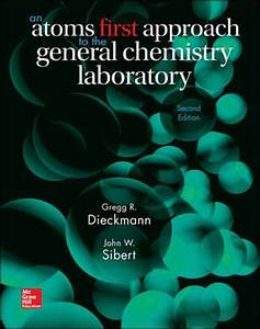 9780077646424  Lab Manual For Chemistry  Atoms First