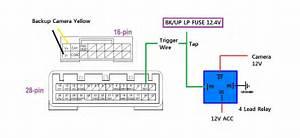 Subaru Xv Crosstrek Backup Camera Wiring Diagram