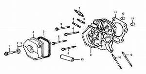 Honda Gx160 Throttle Spring Diagram