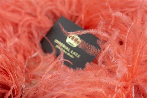 Koraļļu oranžas maigas strausa spalvas - SPALVAS ...