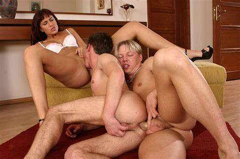 Swinger Ambisexual Boyz Have A Couple Three With Foxy
