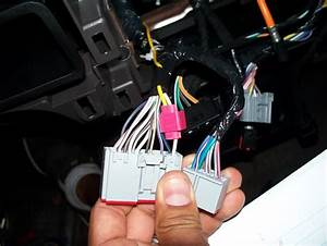 2009 F150 Stereo Wiring