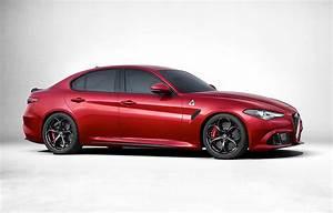 Alfa Romeo Giulia 2016 : alfa romeo giulia quadrifoglio 2016 2017 autoevolution ~ Gottalentnigeria.com Avis de Voitures
