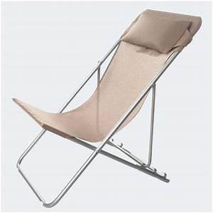 Lafuma Chaise Longue : chaise longue castorama ~ Nature-et-papiers.com Idées de Décoration