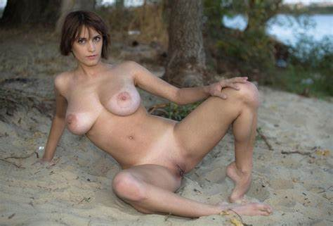 Shaved Topless In The Park