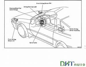 Toyota Celica Supra Mk3 1990 Service Repair Manuals