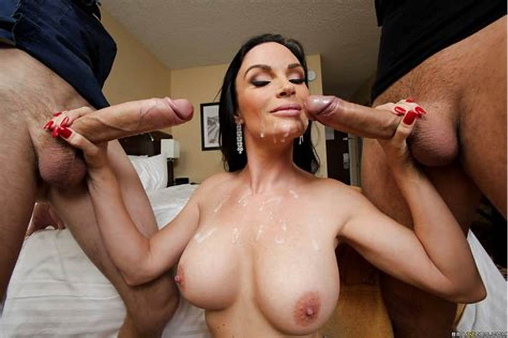#Slender #Brunette #Diamond #Foxxx #Is #Swallowing #This #Pretty