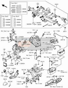 2007 Ninja 650r Wiring Diagram