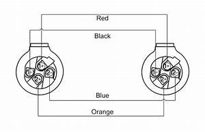 Cab505 - Loudspeaker Cable - 4-pin Speakon
