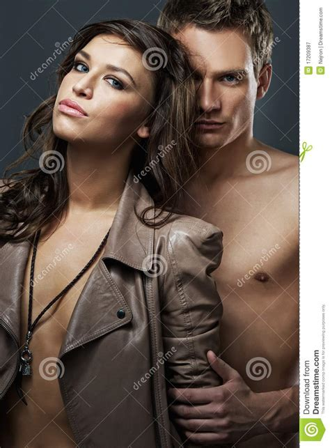 attractive couple royalty  stock photography image