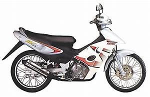 Suzuki Fx125 Model History