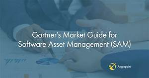 Gartner U0026 39 S Market Guide For Software Asset Management  Sam