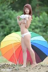 Umbrella girls big tits