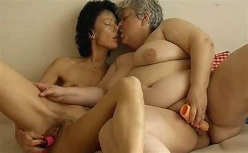 Lusty Butch Girls In Ffm Three #Obese #Ssbbw #Granny #In #Lesbian #Scene #With #Skinny #Ugly #Milf
